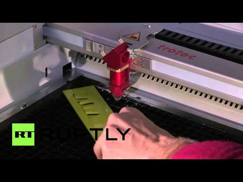 Spain: First 3D Printing cafe in Europe opens in Barcelona