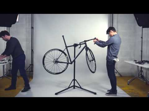 CES 2017 - The 3D Printed Bike by Sculpteo (Official Video)