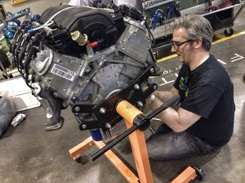 Makerbot CEO Builds Rally Fighter In Phoenix