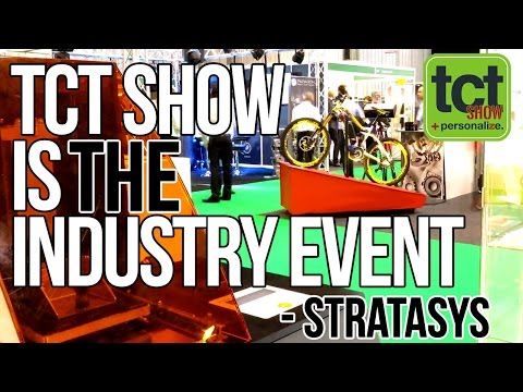 TCT Show + Personalize 2015 - THE 3D Printing Industry Event