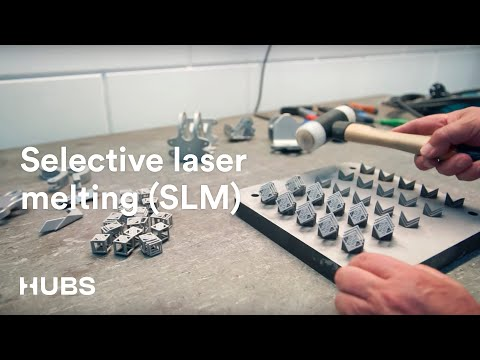 3D Printing Technologies: Selective Laser Melting (SLM)