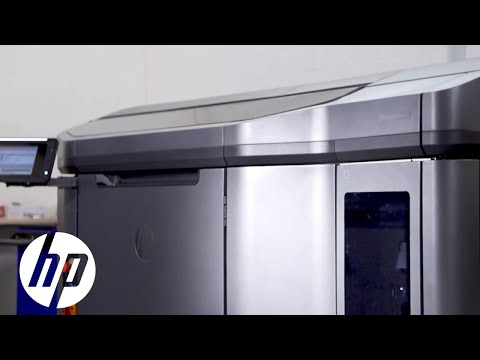 CNC Würfel Simplifies Processes By 3D Printing Parts With HP Multi Jet Fusion   3D Printing   HP
