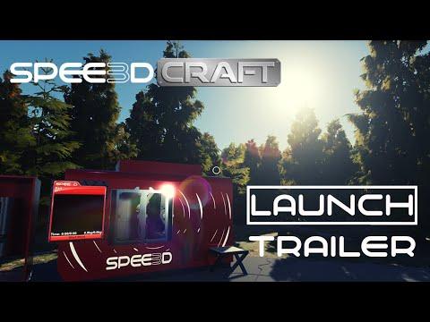 SPEE3DCraft Simulator Release Trailer
