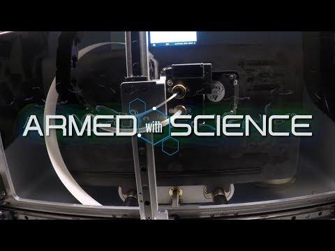 EOD Marines Test 3D Printed Parts