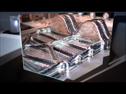 Sciaky's Electron Beam Additive Manufacturing (EBAM™) Solution