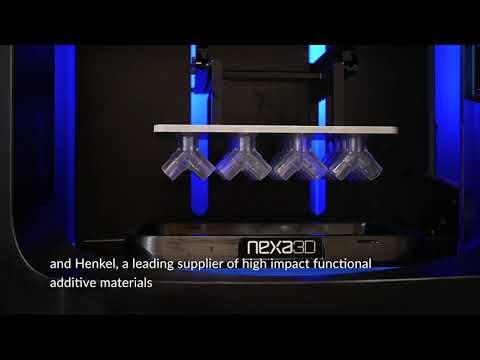 Nexa3D Henkel Collaboration