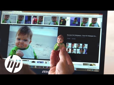 Digital to Physical: Faster Speeds and Lower Cost 3D Printing | HP Multi Jet Fusion™ Technology | HP