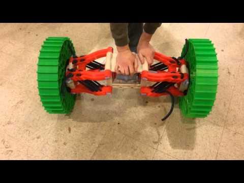 3D Print This Car - The Rear Axle