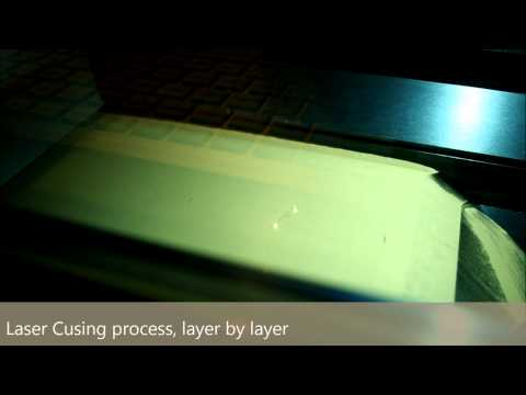 Concept Laser MLab Additive Manufacturing - 3D Metal Printing
