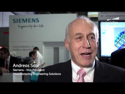 Siemens Shares Their View on the AM Industry With Materialise