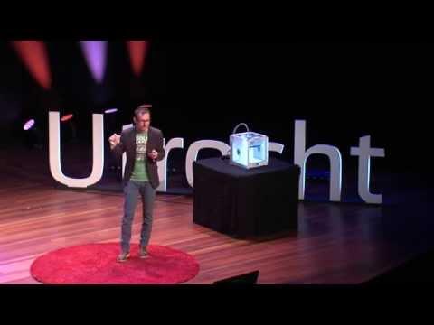 3D printing: Siert Wijnia at TEDxUtrecht