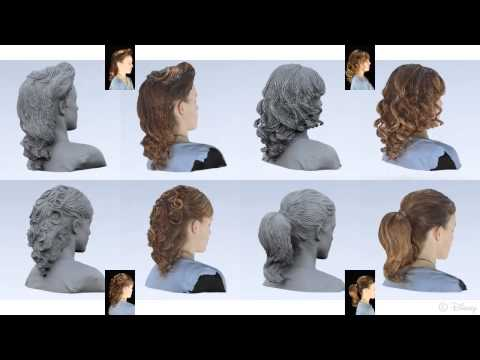 Stylized Hair Capture