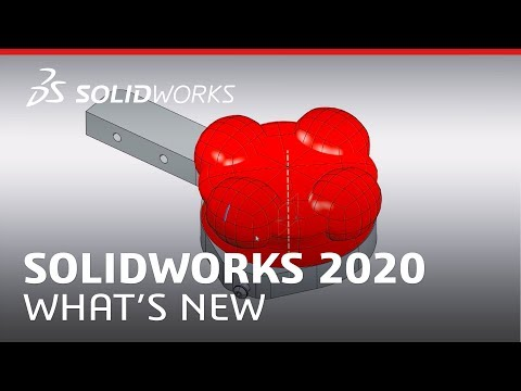 What's New 2020 Teaser - SOLIDWORKS 2020