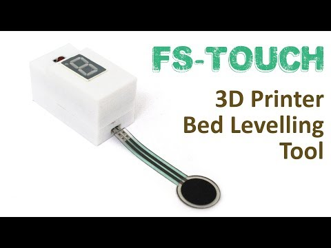 FS-Touch Bed Levelling Tool