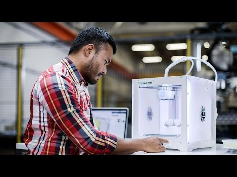 Ultimaker 3 Features Explained - Professional 3D printing made accessible