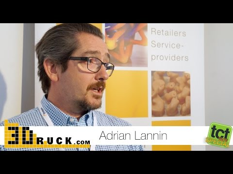 Interview: Adrian Lannin, Group Program Manager at Microsoft and Director at 3MF Consortium