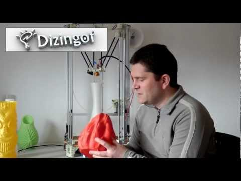 Rostock RepRap Intro Mar_2013 PART 1 OF 2