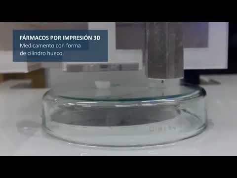 Medicamentos 3D - UNCiencia