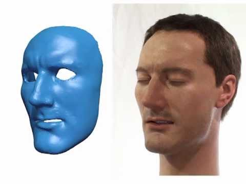Physical Face Cloning