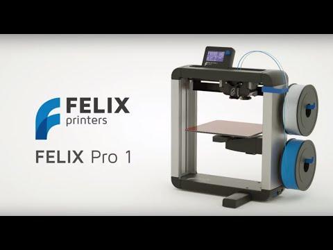 FELIX Pro 1 - 3D printer - FELIXprinters