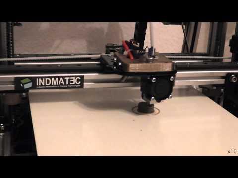 Printing PEEK with a FFF 3D printer