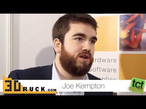 Interview with Joe Kempton, Analyst Canalys