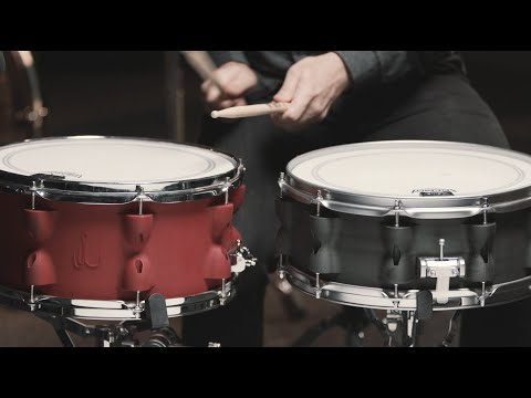 Dan Pawlovich of Panic! At The Disco | 3D Printed Snare Drums