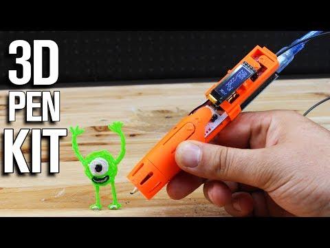 3D Simo KIT - Build your own 3D Pen