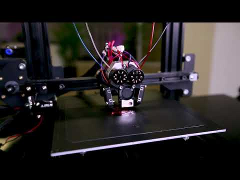 Check out the new Crane 3D printer!