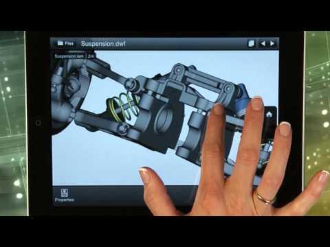 Autodesk® 360 Mobile