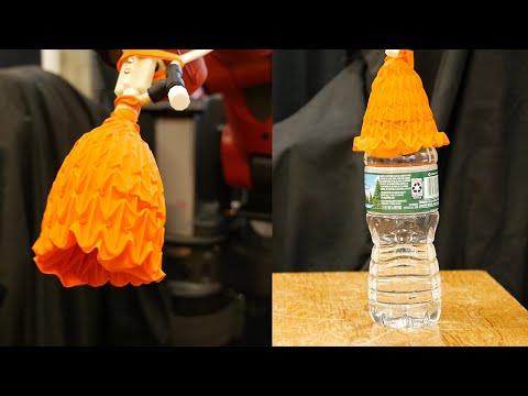 Origami Robot Gripper