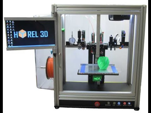 HYREL 3D - New Product Release: System 30 - Features Video