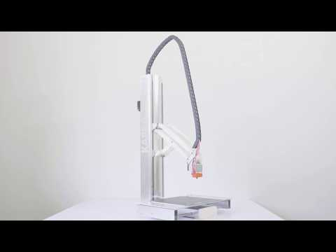 Kappa 3D Printer by Ionic3DP Teaser