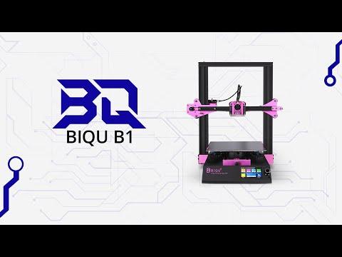 BIQU B1: 32-bit Dual Operation System 3D Printer