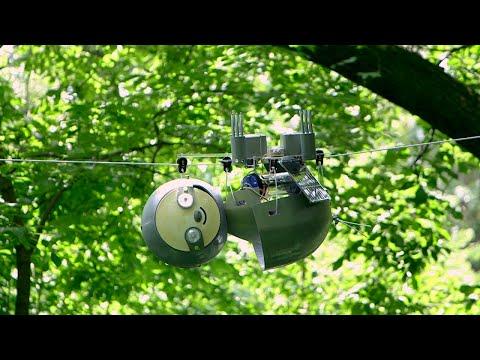 Georgia Tech deploys SlothBot in Atlanta Botanical Garden