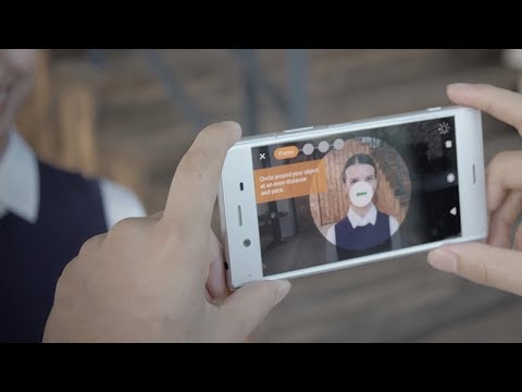 3D Creator – A new world of possibilities on Xperia
