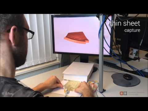 DefSense: Computational Design of Customized Deformable Input Devices