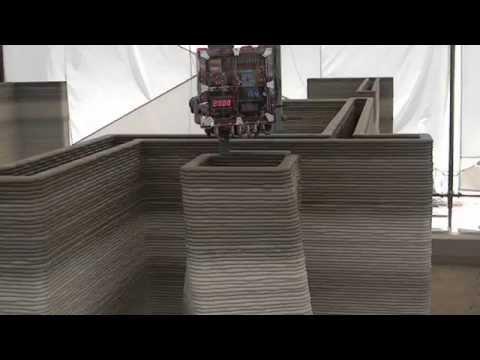 3D Concrete Printer in the Philippines