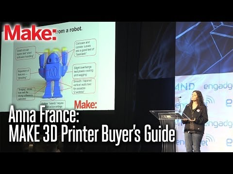 MAKE's Ultimate Guide to 3D Printing and Buyer's Guide