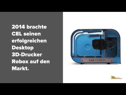 Britischer Hersteller CEL präsentiert RoboxPRO 3D-Drucker
