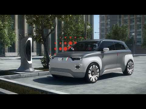 Fiat Concept Centoventi | At the forefront of democratic mobility.