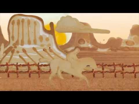 Worlds First Pancake Animation with Pancake Bot, Worlds First Pancake Printer