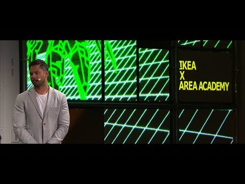 IKEA x UNYQ x Area Academy