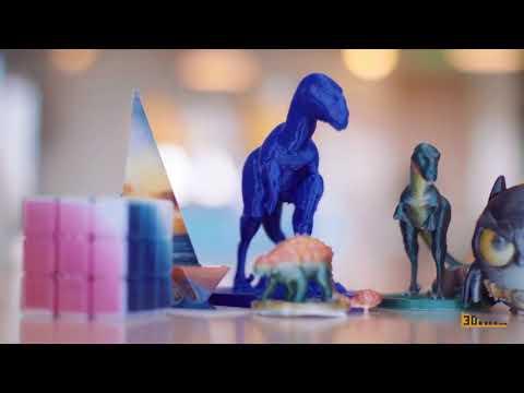 XYZprinting Neue 3D Drucker