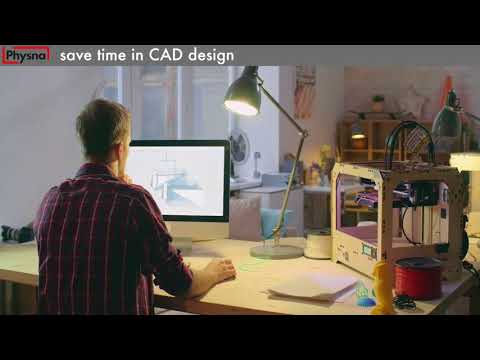 How Physna Saves You Time When Working with CAD