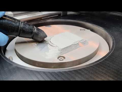 Dual-metal 3D printed part