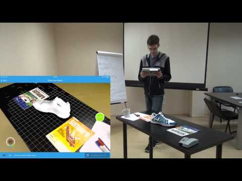 itSeez3D tutorial on object scanning with Structure Sensor or iSense