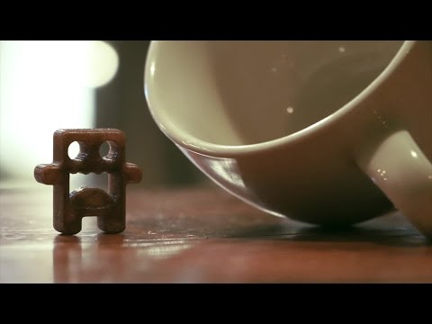 Wound Up™ - Coffee-Based 3D Printing Filament