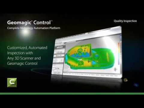 3D Systems Geomagic 2014 Software Release