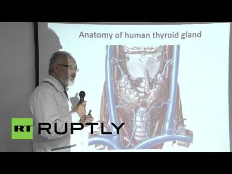 Russia: Scientists make revolutionary breakthrough in 3D 'organ printing'